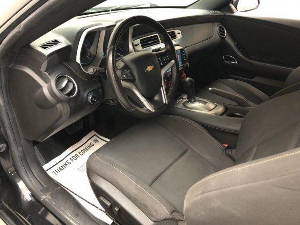 2014 Chevrolet Camaro for sale Houston TX