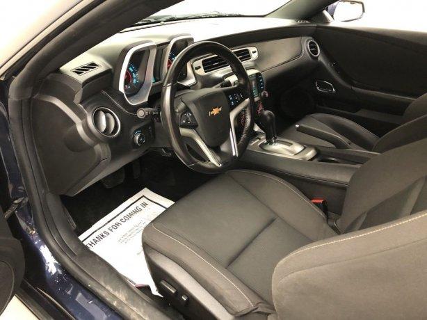 2015 Chevrolet Camaro for sale Houston TX