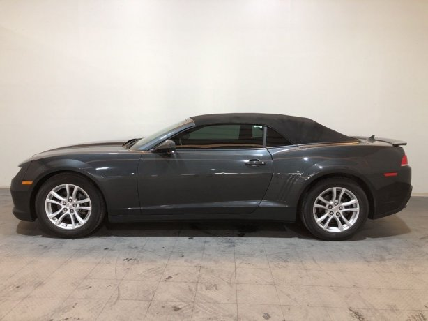 used 2015 Chevrolet Camaro for sale