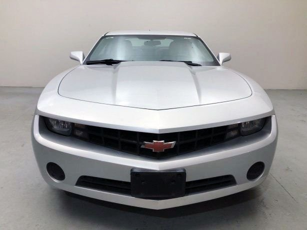 Used Chevrolet Camaro for sale in Houston TX.  We Finance!