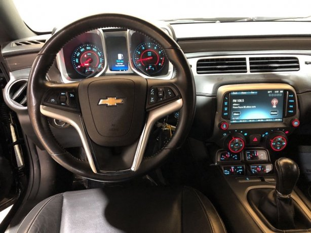used 2015 Chevrolet Camaro for sale near me