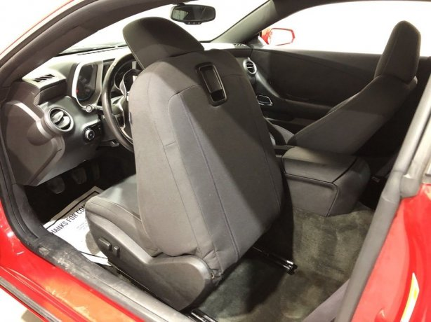 2011 Chevrolet Camaro for sale Houston TX