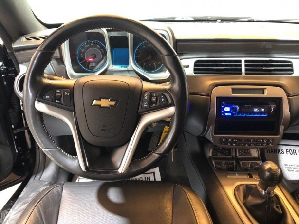 used 2012 Chevrolet Camaro for sale near me