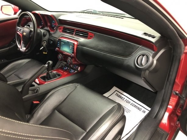 cheap used 2014 Chevrolet Camaro for sale