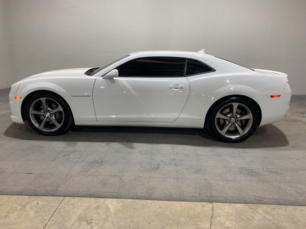 Used Chevrolet Camaro for sale in Houston TX.  We Finance!