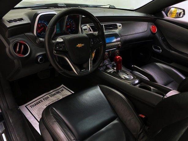 2012 Chevrolet Camaro for sale Houston TX