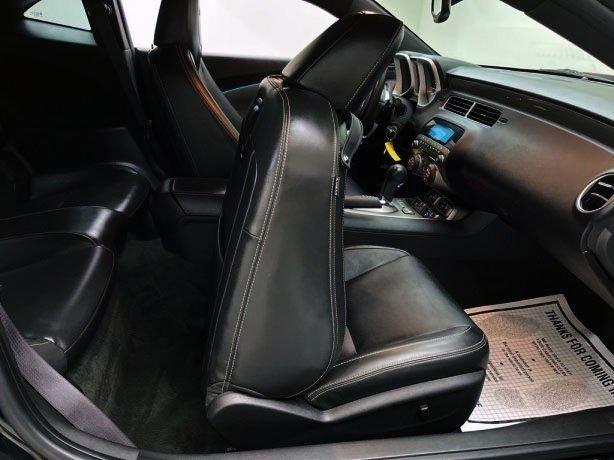 2010 Chevrolet Camaro for sale Houston TX