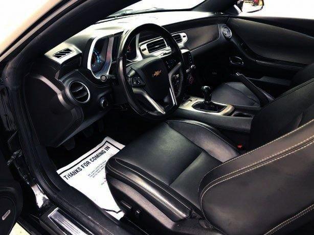 used 2013 Chevrolet Camaro for sale Houston TX
