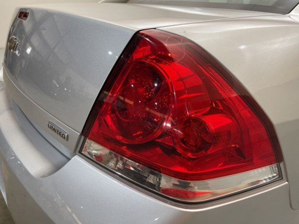 used Chevrolet Impala Limited for sale near me
