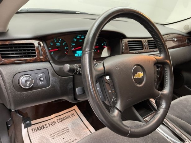 2014 Chevrolet Impala Limited for sale Houston TX