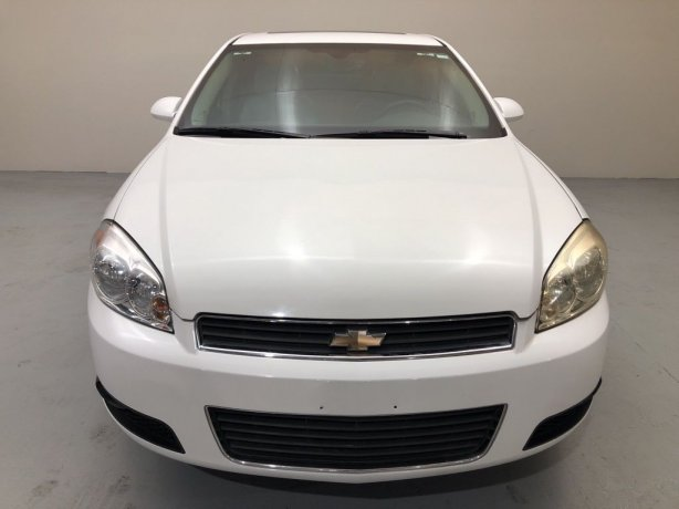 Used Chevrolet Impala Limited for sale in Houston TX.  We Finance!