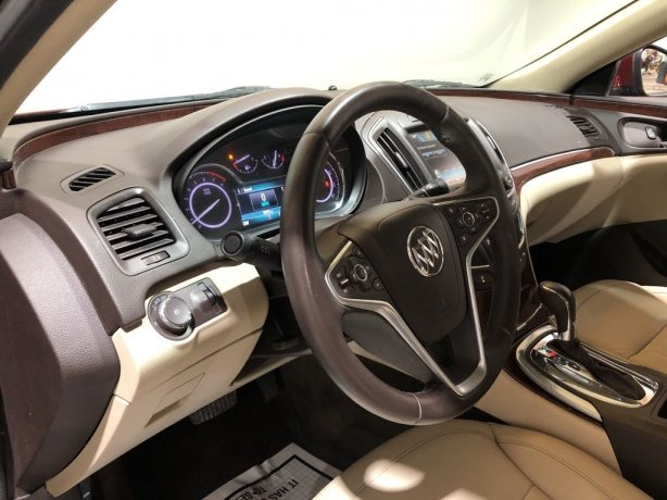 2016 Buick Regal for sale Houston TX