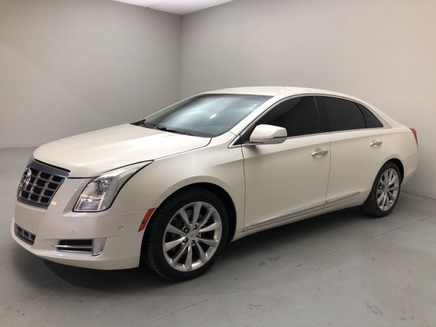 Used 2014 Cadillac XTS for sale in Houston TX.  We Finance!