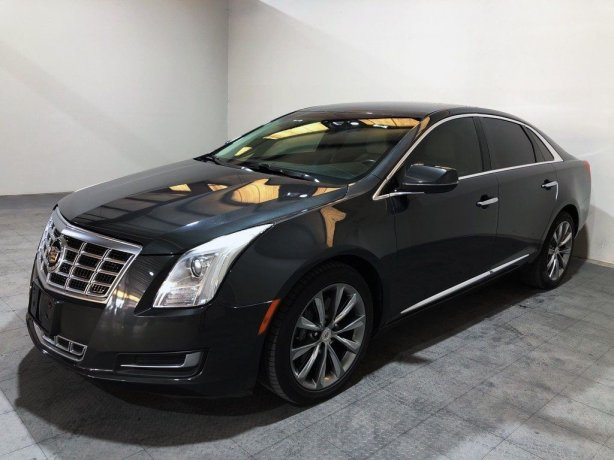 Used 2013 Cadillac XTS for sale in Houston TX.  We Finance!