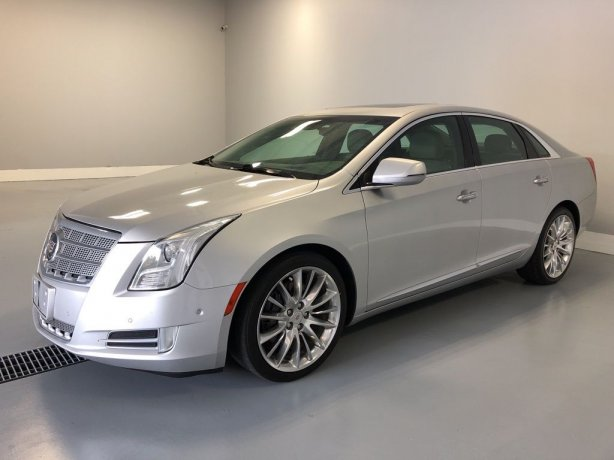 Used Cadillac XTS for sale in Houston TX.  We Finance!