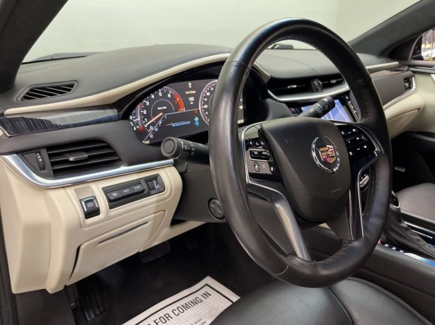 used 2015 Cadillac XTS for sale Houston TX