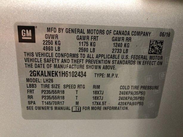 GMC Terrain cheap for sale near me