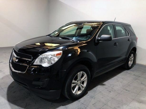 Used 2015 Chevrolet Equinox for sale in Houston TX.  We Finance!