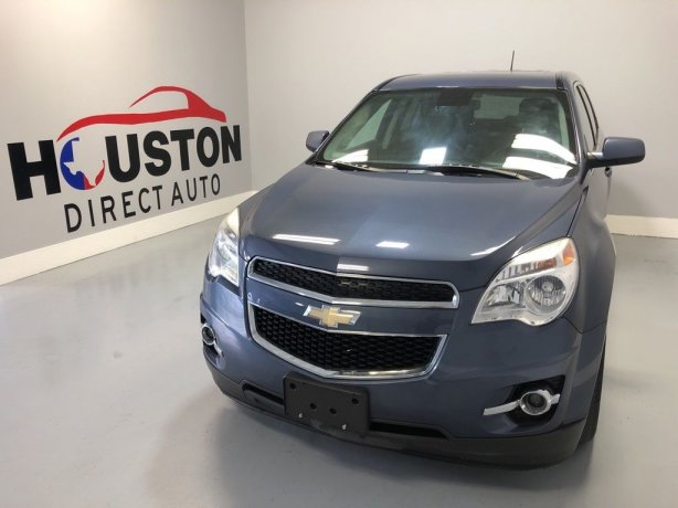 Used 2014 Chevrolet Equinox for sale in Houston TX.  We Finance!