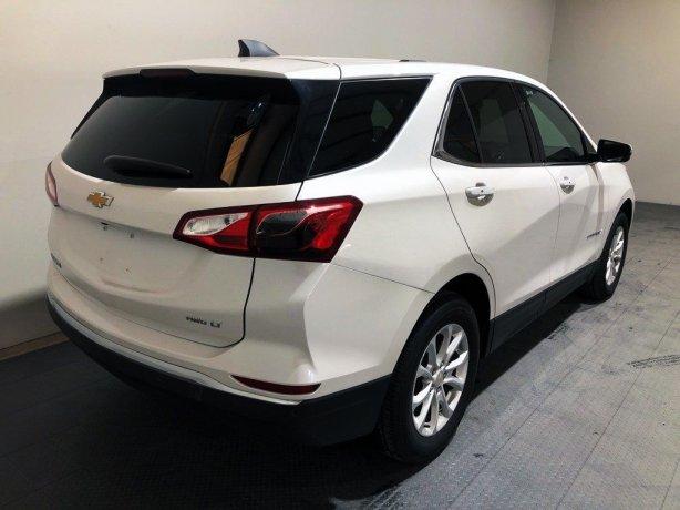 used Chevrolet Equinox