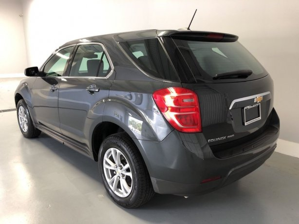 used 2017 Chevrolet Equinox for sale