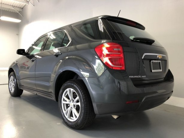 used Chevrolet Equinox for sale near me