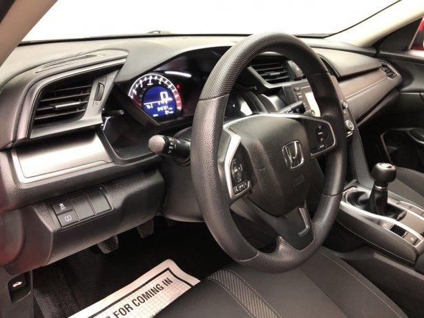 2017 Honda Civic for sale Houston TX
