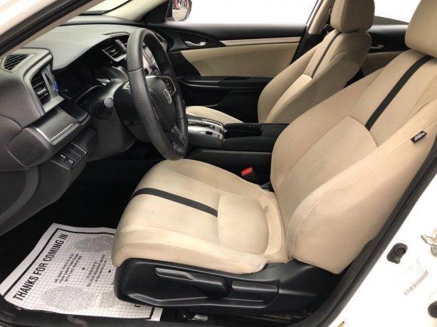 used 2018 Honda Civic for sale Houston TX