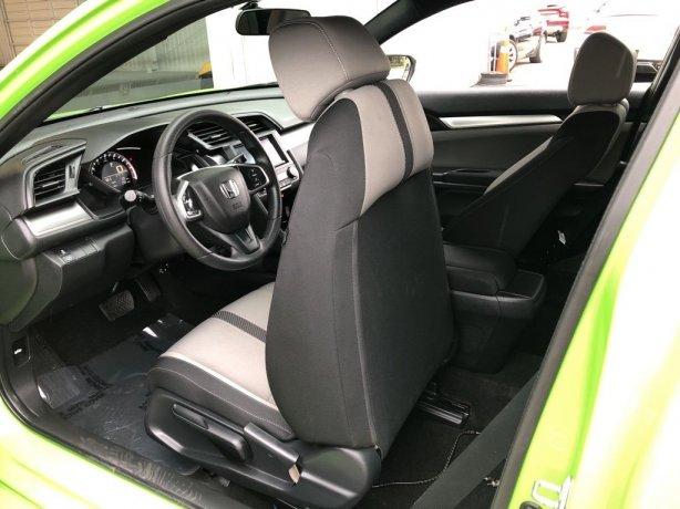 2018 Honda Civic LX-P