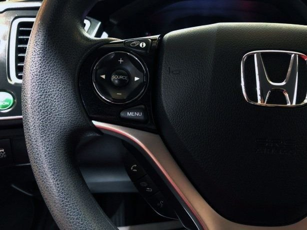 cheap used 2015 Honda Civic for sale