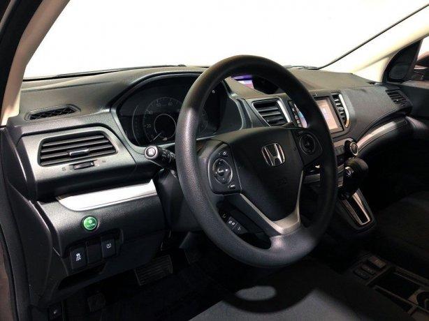 used 2015 Honda CR-V for sale Houston TX