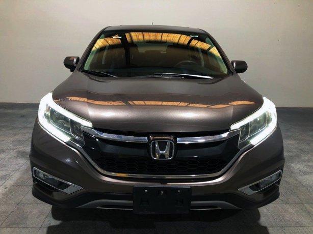 Used Honda CR-V for sale in Houston TX.  We Finance!