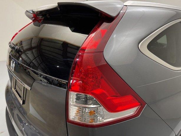 used Honda CR-V for sale near me