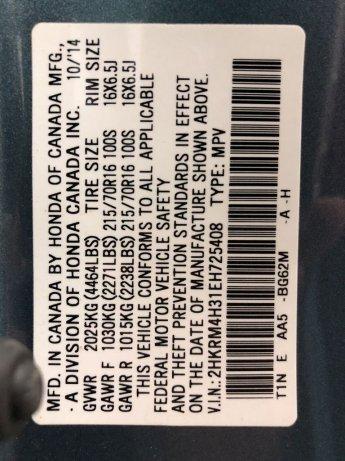 Honda 2014 for sale near me