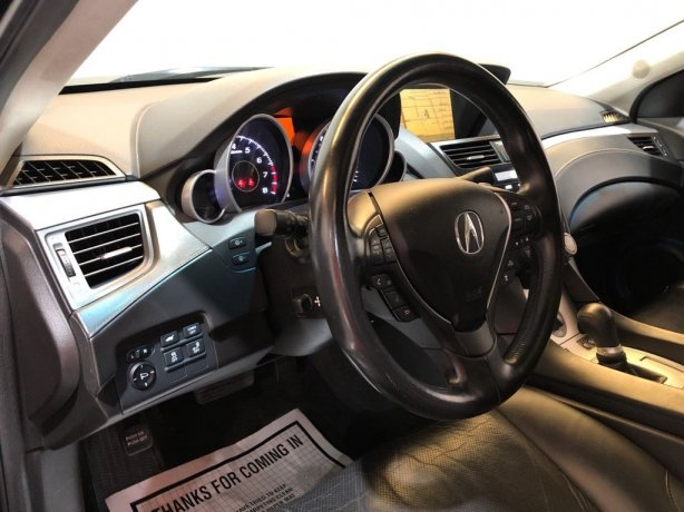 2010 Acura ZDX for sale Houston TX