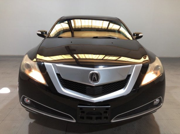 Used Acura ZDX for sale in Houston TX.  We Finance!