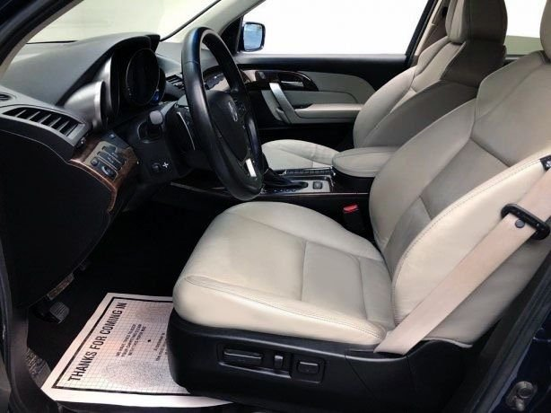 used 2012 Acura MDX for sale Houston TX