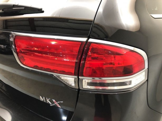 used Lincoln MKX for sale near me