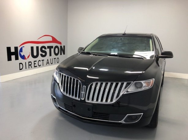 Used 2012 Lincoln MKX for sale in Houston TX.  We Finance!