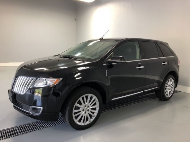 Used Lincoln MKX for sale in Houston TX.  We Finance!