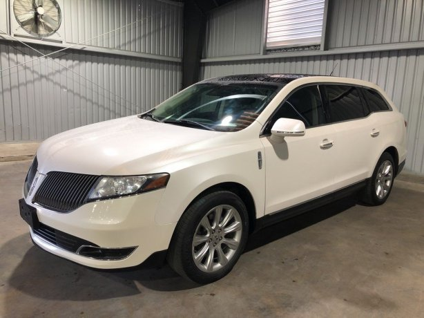 Used Lincoln MKT for sale in Houston TX.  We Finance!