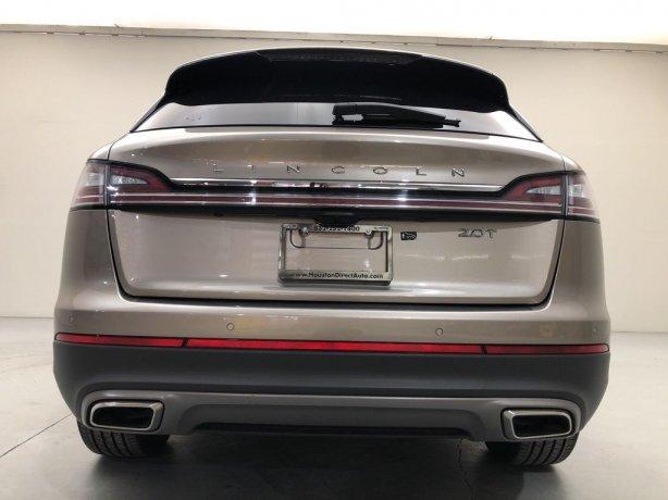 2020 Lincoln Nautilus for sale