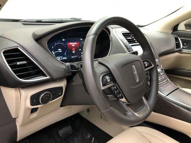 2020 Lincoln Nautilus for sale Houston TX