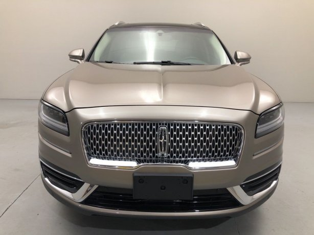 Used Lincoln Nautilus for sale in Houston TX.  We Finance!