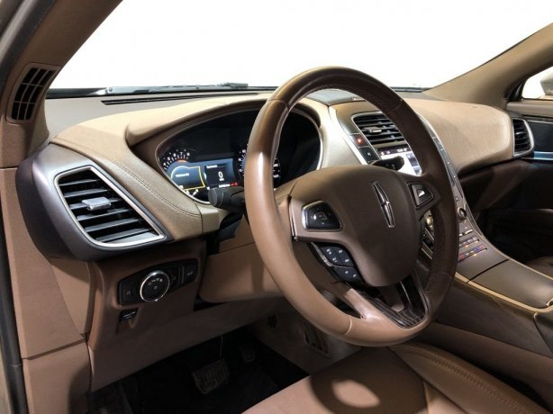 used 2017 Lincoln MKX for sale Houston TX