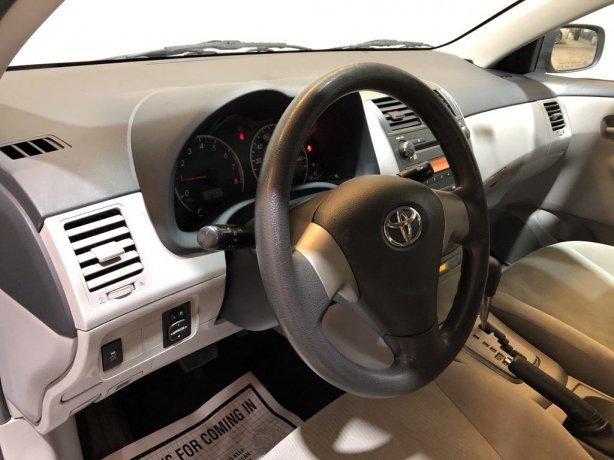 used 2011 Toyota Corolla for sale Houston TX