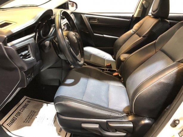 used 2014 Toyota Corolla for sale Houston TX