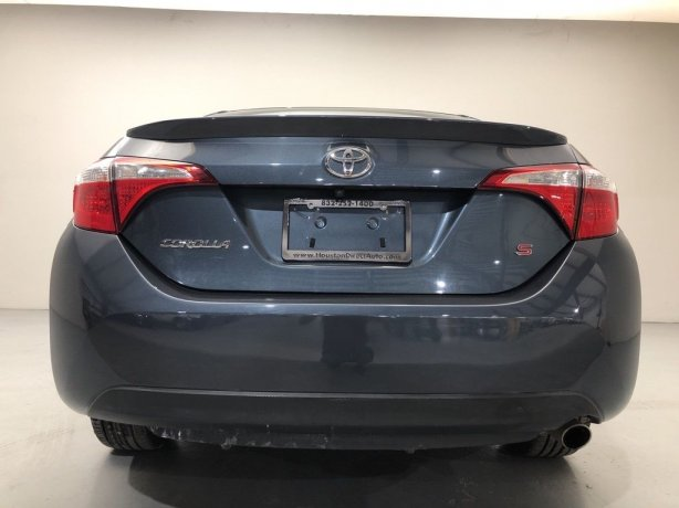 2016 Toyota Corolla for sale