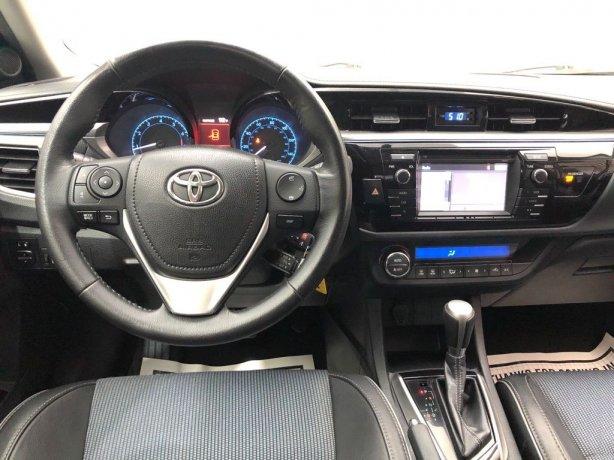 2016 Toyota Corolla for sale near me