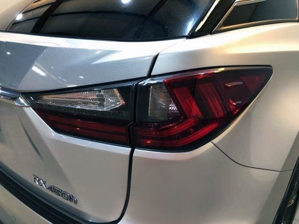 used 2017 Lexus RX for sale
